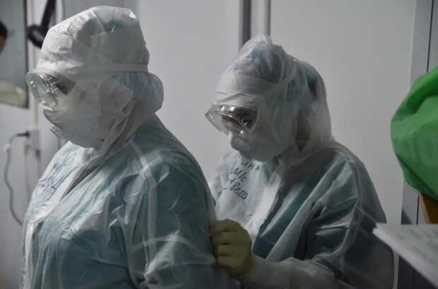 В Краснодарском крае умерли 20 человек с COVID-19