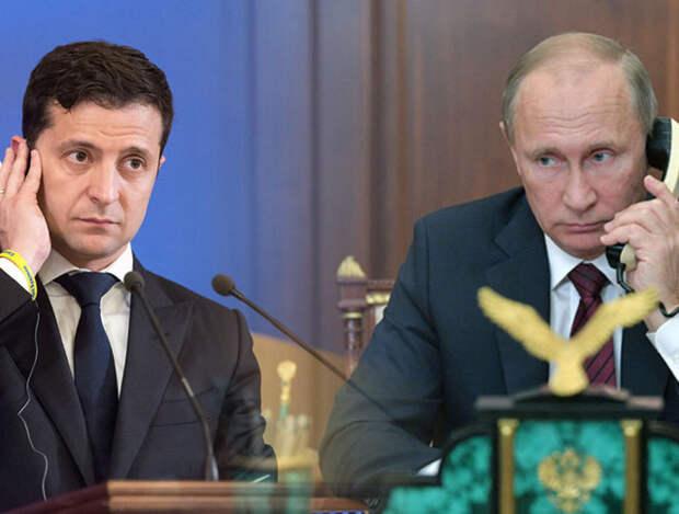 «Большинство россиян не хочет войны»: Зеленский рассказал о партнерстве с Путиным