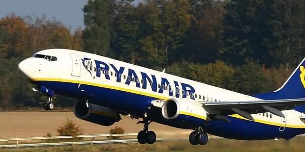 ICAO начала расследовать посадку Ryanair в Минске