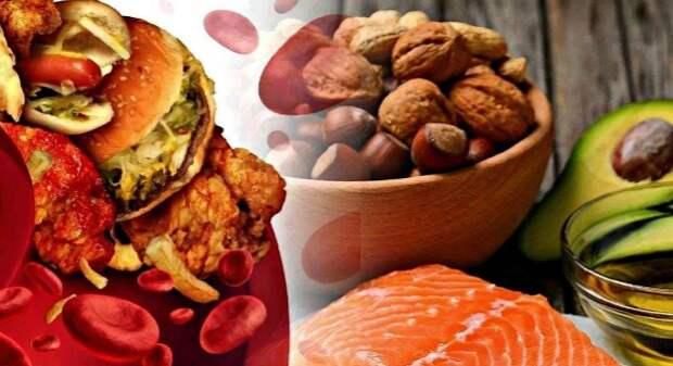 Продукты, которые помогают снизить уровень холестерина