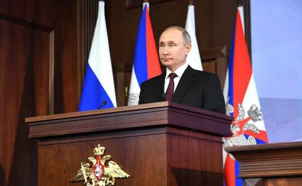 «Мастер интриги»: будет ли Путин вновь баллотироваться в президенты