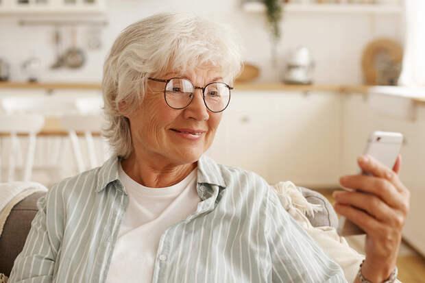 Грабитель забыл в доме пенсионерки телефон со своими фото