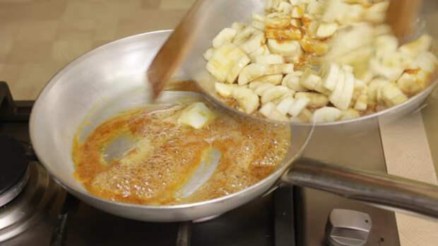 Творожно-банановый крем для тортов и пирожных Творожный крем, Банановый десерт, Рецепт, Видео рецепт, Кулинария, Еда, Irinacooking, Видео, Длиннопост