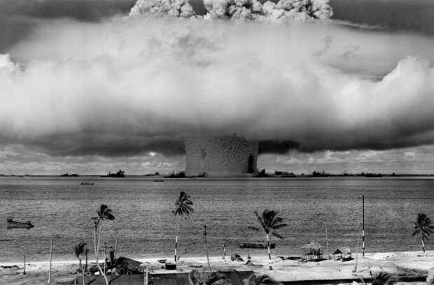 Живые существа на месте взрыва 23 атомных бомб поразили ученых