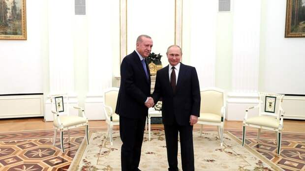 """""""Вы просили - мы готовы"""": Путин протянул руку Эрдогану. Мир в ожидании"""