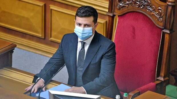 Пресс-секретарь Зеленского рассказала о состоянии госпитализированного из-за коронавируса президента Украины