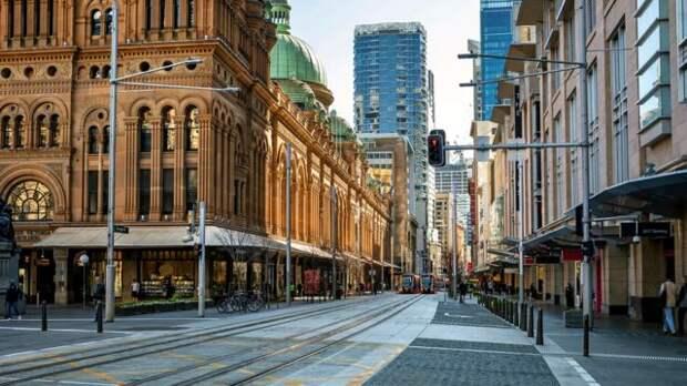 22.10.21== Сидней.Самые безопасных городов мира - и в пандемию тоже