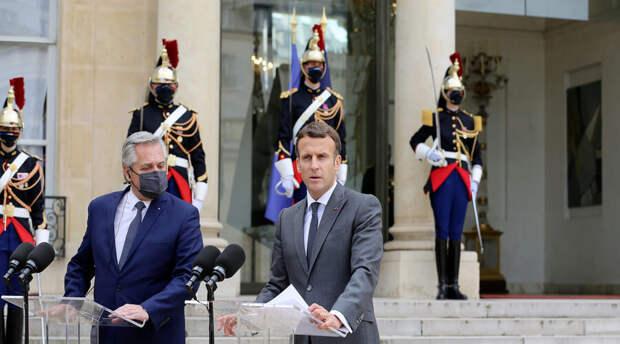 Достучаться до Макрона: Почему французские силовики бьют тревогу?