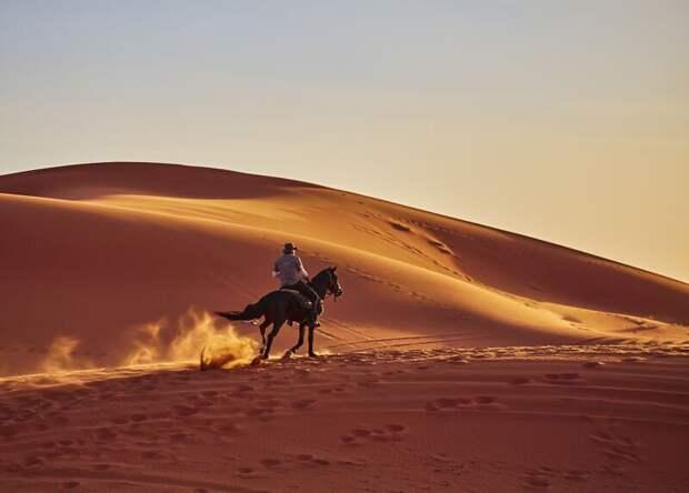 Страна пустынь: дикая красота Марокко