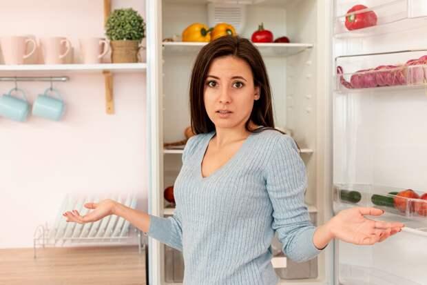 Подруга плачется, холодильник сломался после разморозки