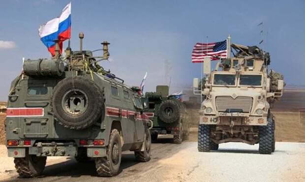 Пошла заруба! Линия Минобороны красная от жалоб генералов Пентагона! Русские совсем зажали американцев в Сирии