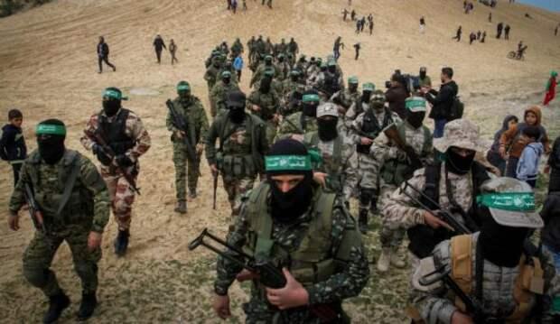 Движение ХАМАС предъявило Израилю ультиматум