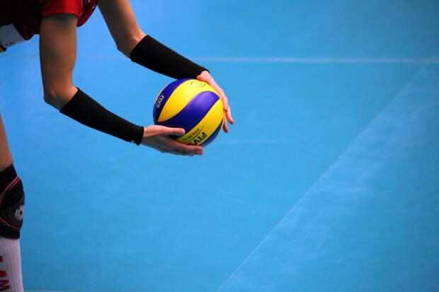 Волейболисты из Молжаниновского уступили спортсменам из Восточного Дегунина