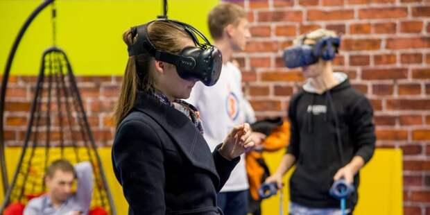 Один из детских технопарков Москвы получил статус федеральной инновационной площадки — Сергунина