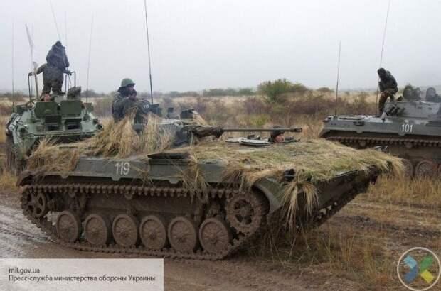 ВСУ стянули гаубицы к жилым районам Донбасса