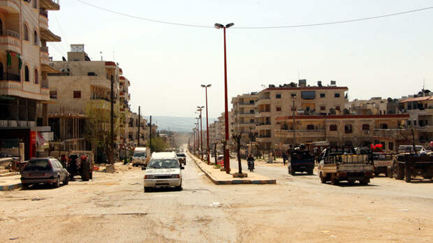 Бочки с хлором и Белые каски на месте. Сирийские боевики готовят новую провокацию с химоружием