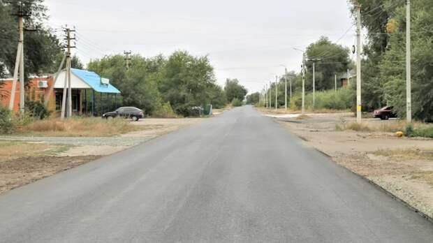 В Соль-Илецке активисты добились ремонта дороги на ул. Победы