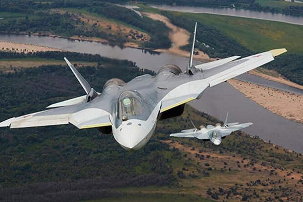 «Ростех» объяснил «хищные черты» Су-57