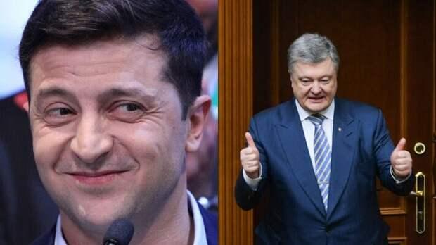 Погребинский: Порошенко лишь играет друга Зеленского, чтобы не попасть в тюрьму
