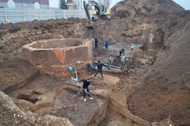 Водонапорная башня, найденная в Нижегородском кремле, станет музейным объектом