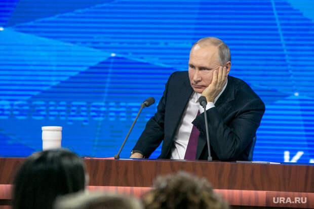 Путин ответил наслова Байдена о«бездушном человеке». «Насчет души— это вцерковь»