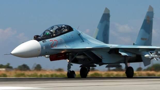 Baijiahao: средиземноморская операция ВВС США обернулась фиаско из-за ловкого трюка Су-30