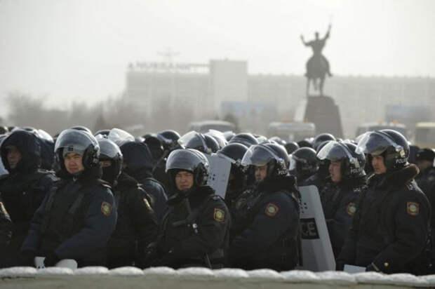 Казахстан будет следующим – российский военный эксперт