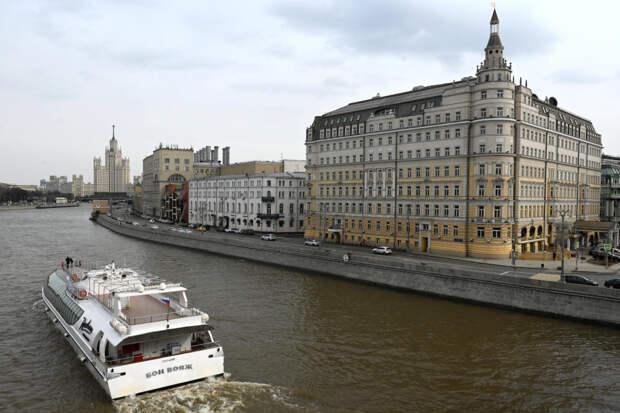 В Москве начали благоустройство территорий с видами на Золотой остров