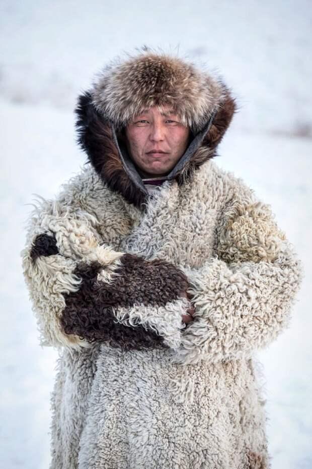 Уникальные фото жителей Сибири