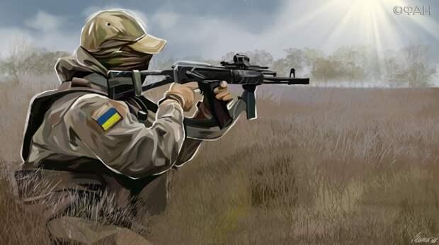 Украина провела акцию устрашения в Донбассе: ВСУ убили пятерых солдат армии ЛНР