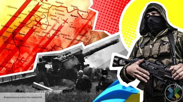 Народная милиция ЛНР обнаружила станции радиоподавления на украинской стороне