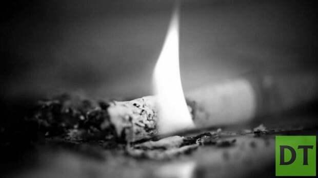 Неосторожность при курении унесла жизнь жителя Молодогвардейска
