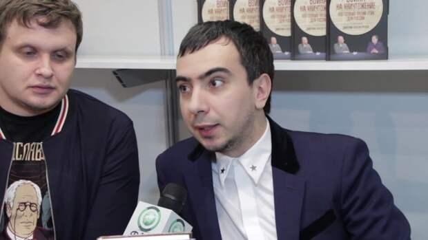 Пранкеры Вован и Лексус пообщались с главой NED от имени Тихановской