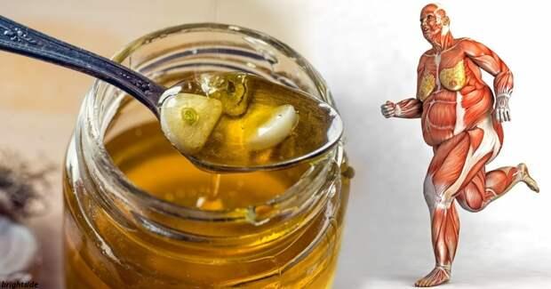 Вот что будет с вашим телом, если вы начнете есть каждый день по ложке меда