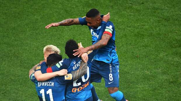«Зенит» не реализовал пять пенальти в нынешнем сезоне РПЛ