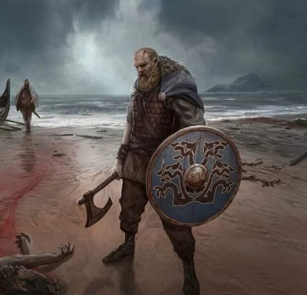 Жонглируй мечами, бросай вызов, не матерись, чти законы — ты викинг!