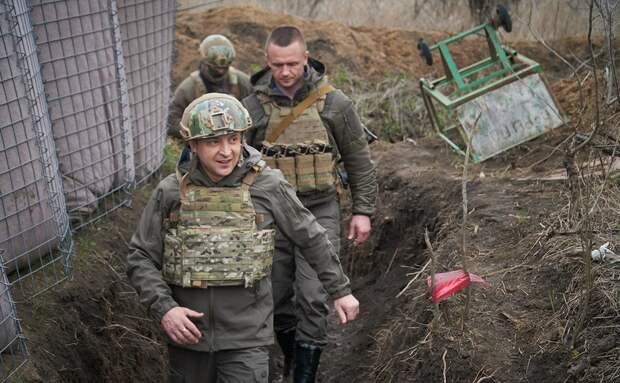 Киев анонсировал встречу лидеров «нормандской тройки» без Путина