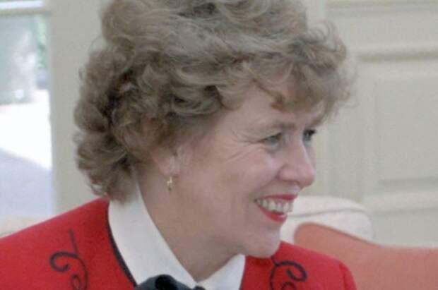 Экс-советница Рейгана хочет получить российское гражданство
