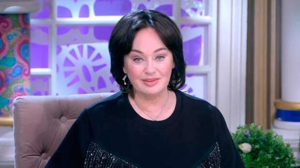 Лариса Гузеева похудела, когда стала замечать внимание мужа к худым подружкам