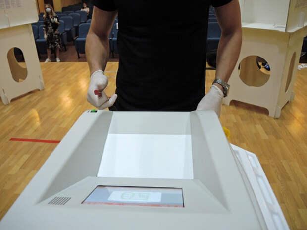 Процесс голосования станет еще одной госуслугой