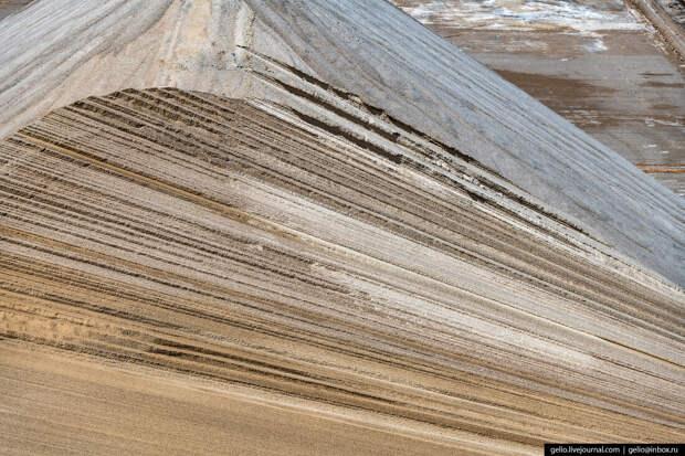 Озеро Баскунчак — бесконечное месторождение соли