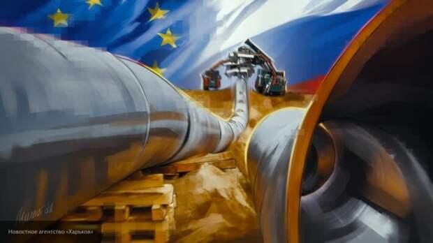 Всецелая поддержка Германией «Северного потока-2» не удержала США от введения новых санкций
