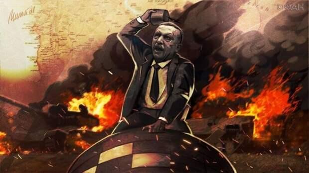 Эрдоган всё ещё рассчитывает на членство в ЕС с помощью беженцев