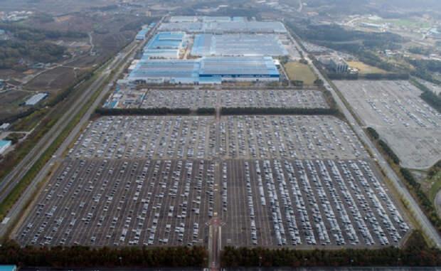 Kia и Hyundai снова приостановили выпуск некоторых автомобилей из-за нехватки чипов
