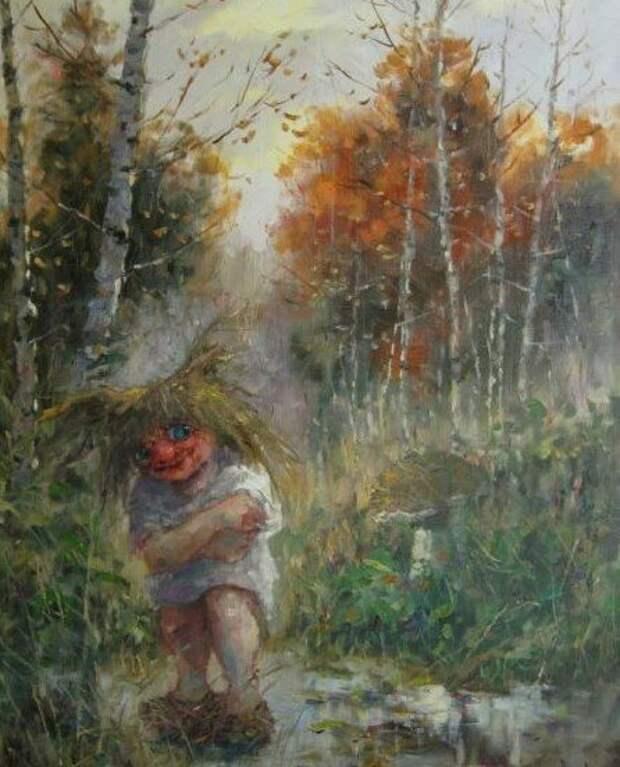 Духи лесные
