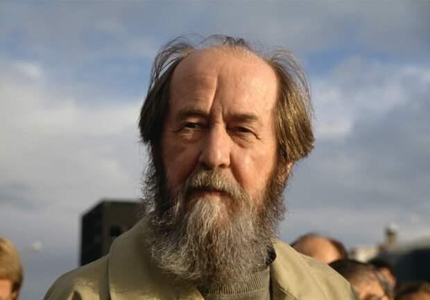 В Канаде назвали гарвардскую речь Солженицына «точным описанием современного Запада»