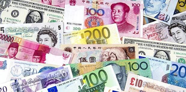 Официальные рыночные курсы инвалют на 18-20 сентября установил Нацбанк Казахстана