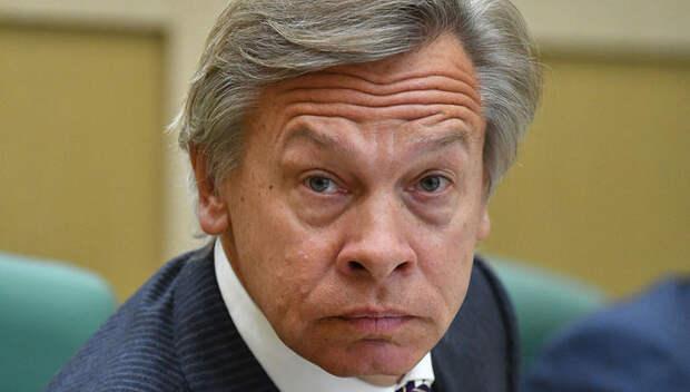 Пушков отреагировал на заявление Чубайса об олигархах