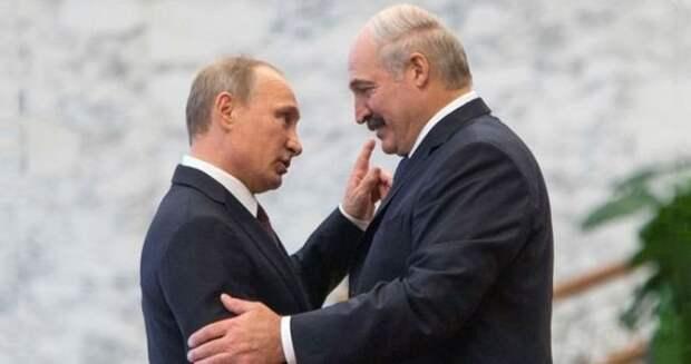 В Кремле выдали детали встречи Путина и Лукашенко