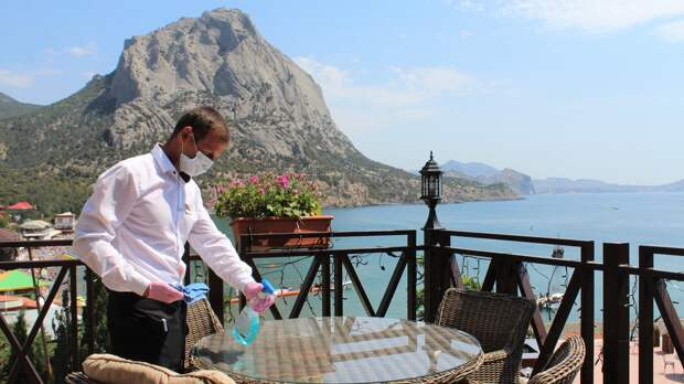 На ЮБК проверили 40 отелей на средства защиты от COVID-19